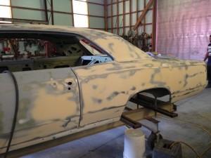 66 Chevelle Bodywork